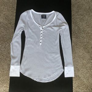 Abercrombie and Fitch long sleeve button-down